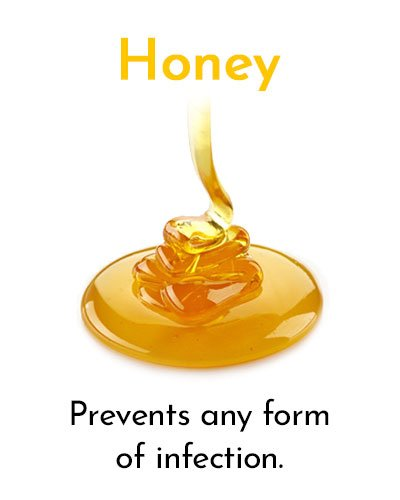 Honey for Minor Cuts and Grazes