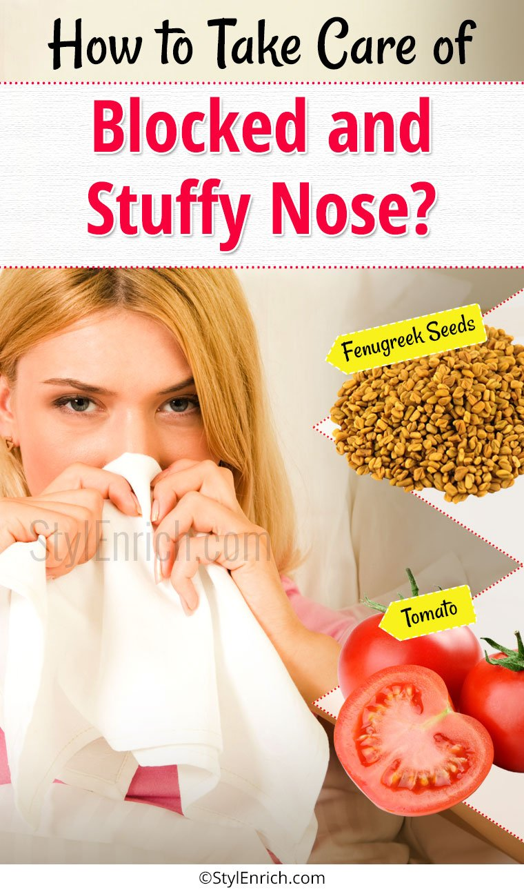 How To Get Rid of Nasal Congestion?