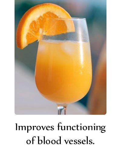 Orange Juice ToFight Diabetes