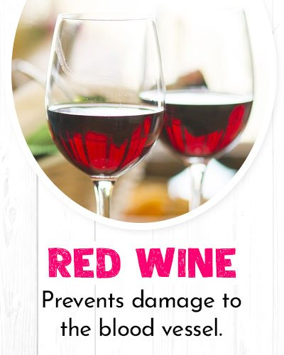 Red Wine For Healthy Heart
