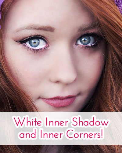 White Inner Shadow and Inner Corners