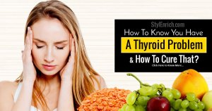 How To Cure Thyroid Problem?