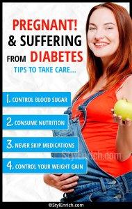 Healthy Pregnancy With Diabetes
