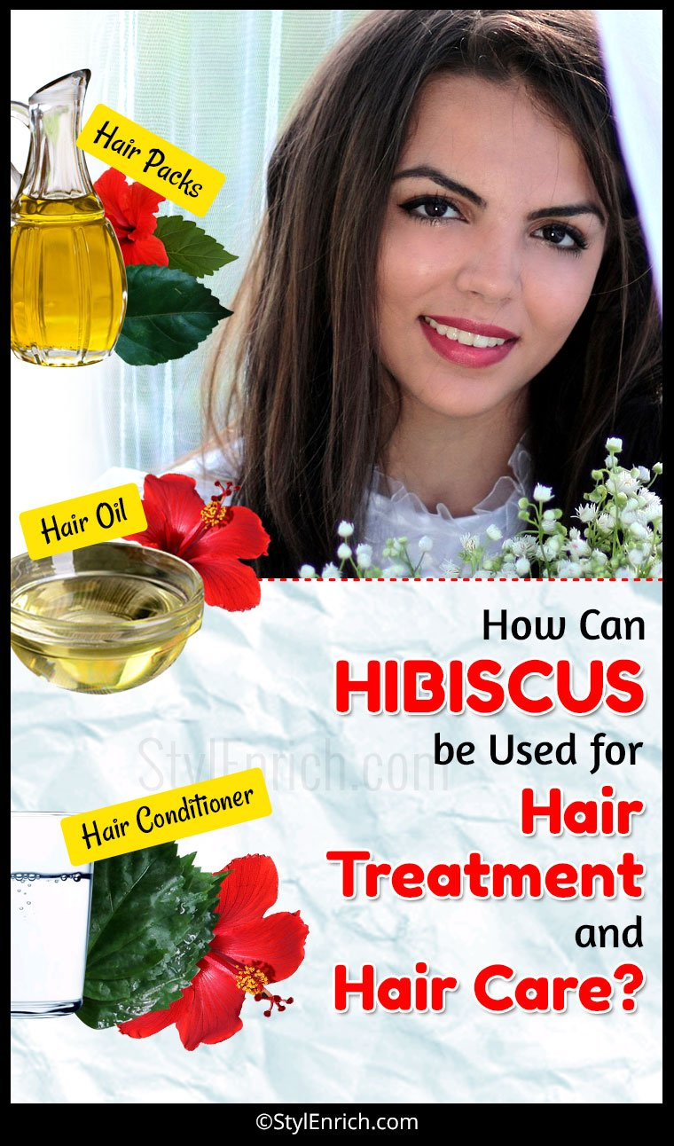 Hibiscus Benefits For Hair