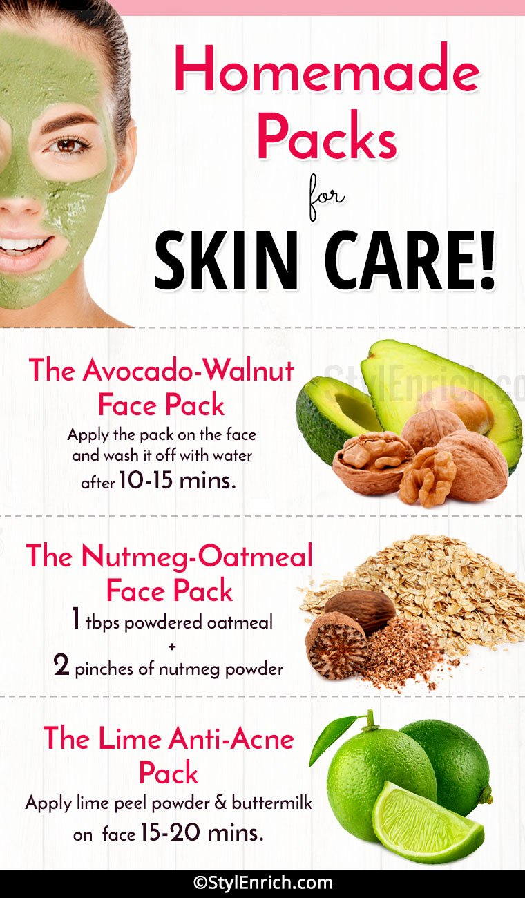 Best Homemade Face Masks For Glowing Skin