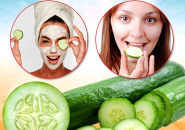 Benefits Of Cucumber For Skin And Health