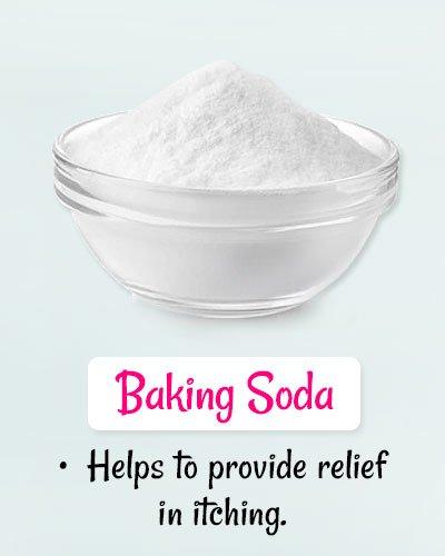 Baking Soda For Chickenpox