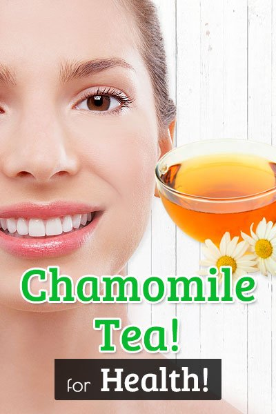 Chamomile Tea Natural Cleanser