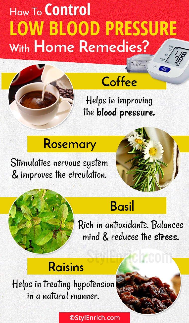Food To Eat To Increase Low Blood Pressure