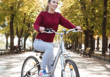 Health Benefits of Cycling Regularly