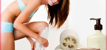 Natural Shaving Tips For Girls With Sensitive Skin