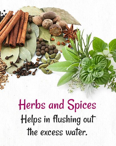 Herbs and Spices To Lose Weight