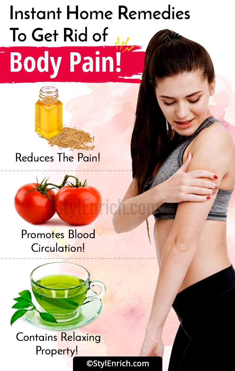 How To Get Rid Of Body Pain