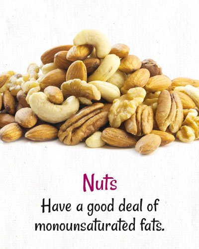 Nuts To Lose Weight