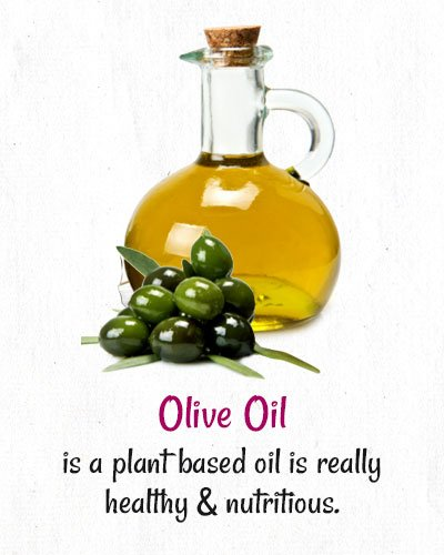 Olive Oil To Lose Weight