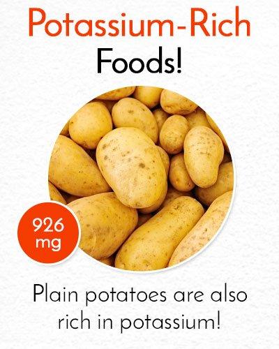 Potassium Rich Potato