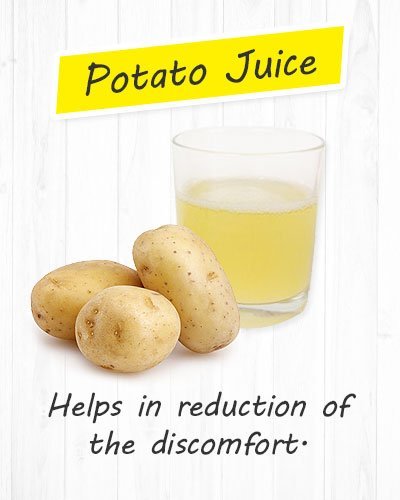 Potato Juice For Gastritis
