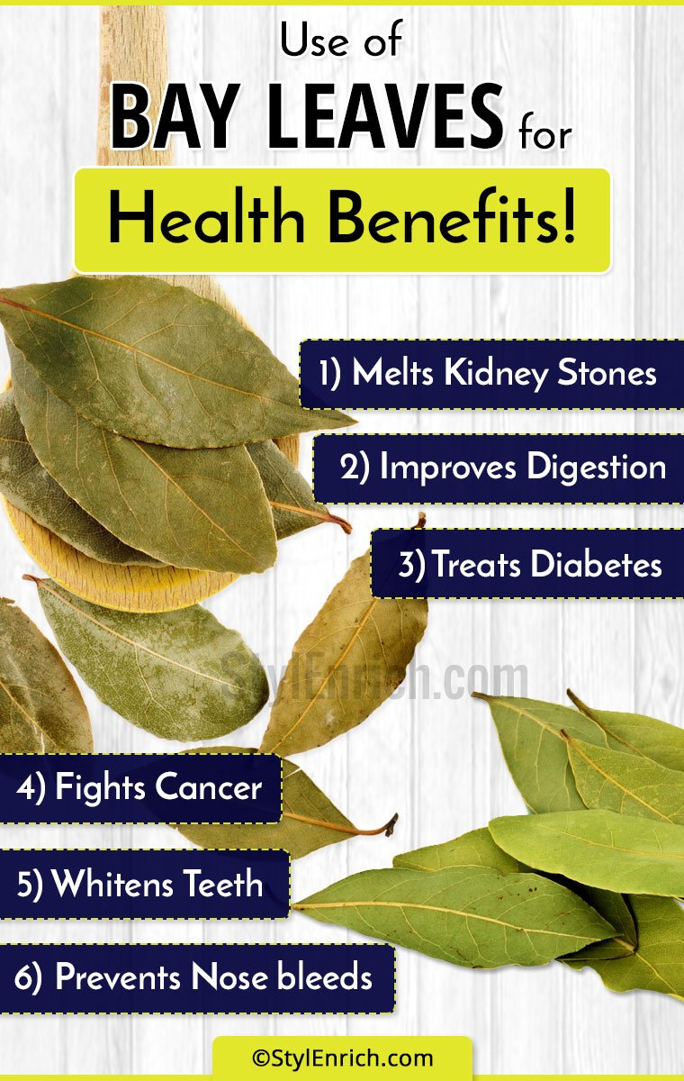 Bay Leaf Benefits