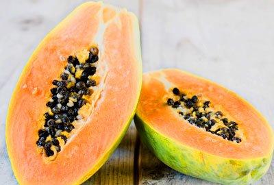 Papaya is good for diabetic people