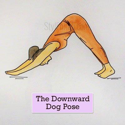 The Downward Dog Pose