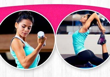 Yoga Vs. Gym