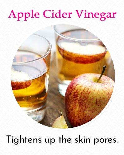 Apple Cider Vinegar To Fix Uneven Skin Tone