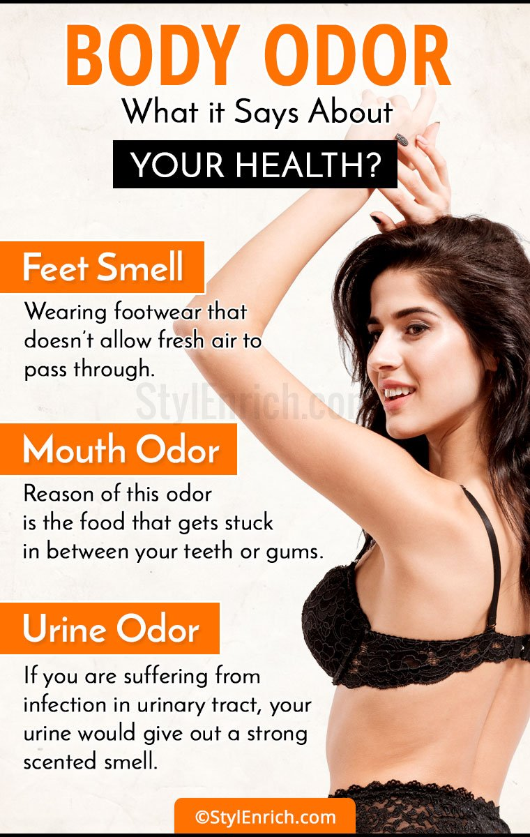 Facts About Your Body Odor