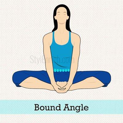 Bound Angle Pose