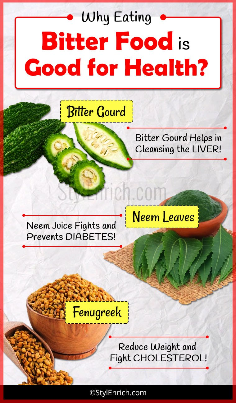 Bitter Foods Good For The Liver