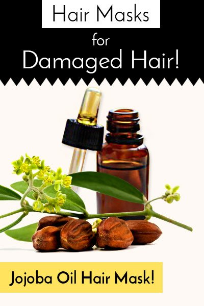Hair Mask Of Jojoba Oil