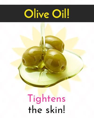 Olive Oil Natural Skin Moisturizer