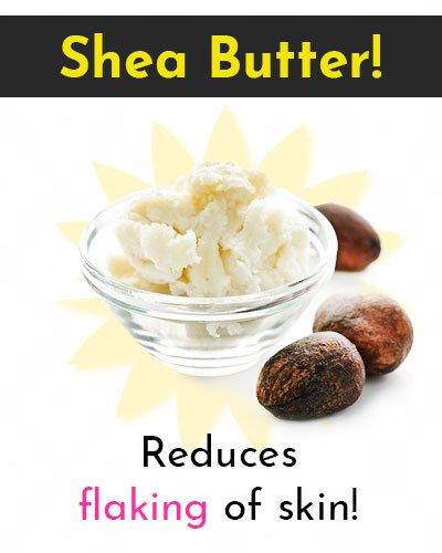 Shea Butter Natural Skin Moisturizer