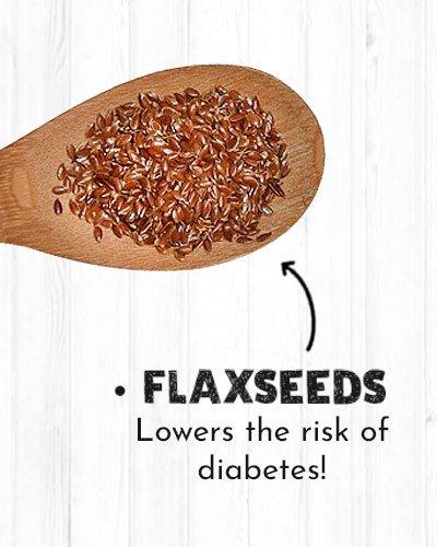 Flaxseeds For Diabetics