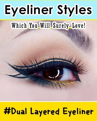 Dual Layered Eyeliner