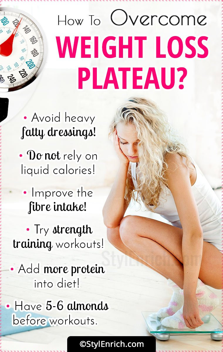 Weight Loss Plateau - Let\u0027s Know How To Overcome From It!