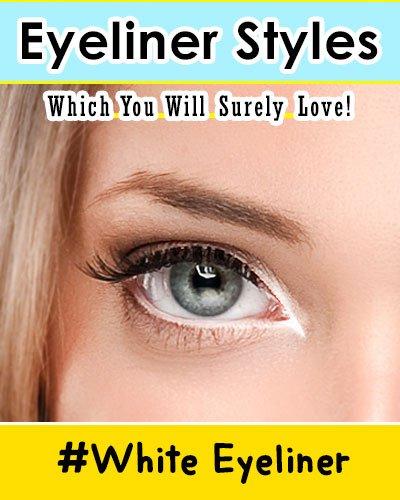White Eyeliner For Inner Corners