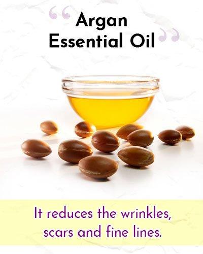 Argan Essential Oil For Wrinkles