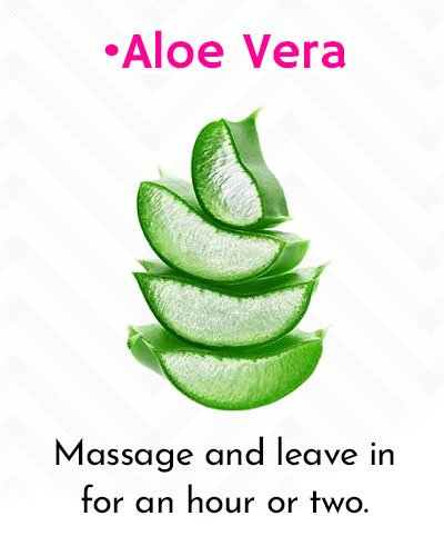 How To Grow Your Hair Long Using Aloe Vera?