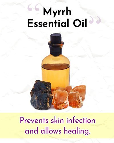 Myrrh Essential Oil For Wrinkles