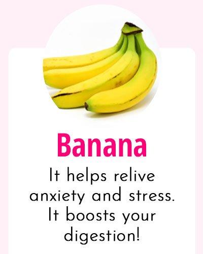 Banana-Biotin Rich Food