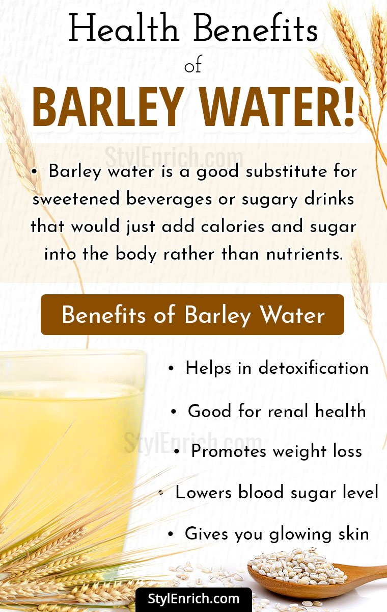 What are the health benefits of barley picture