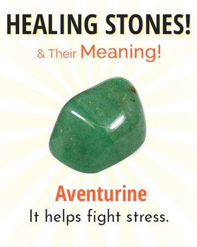 Aventurine Healing Stone