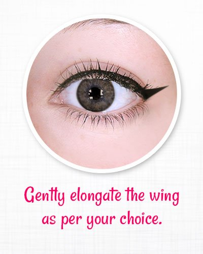 How to elongate the wing?