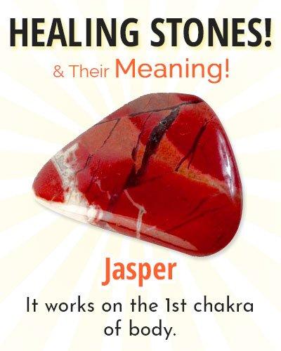 Jasper Healing Stone