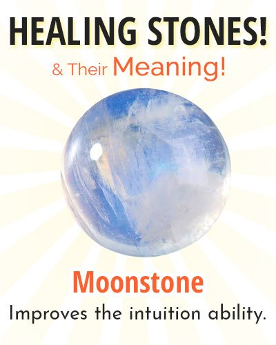 Moonstone Healing Stone