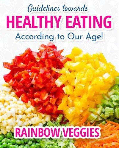 Rainbow veggies for Children