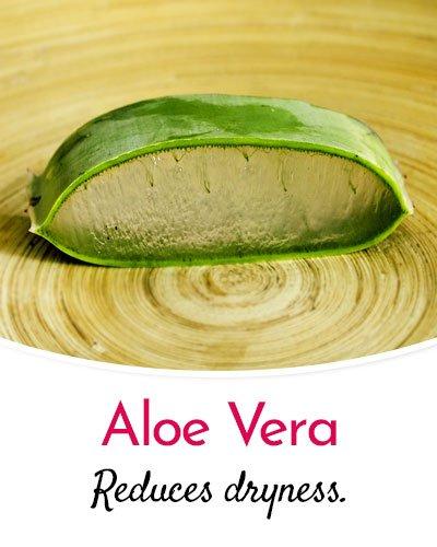 Aloe Vera For Dry Eyes