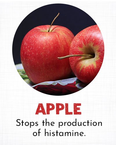 Apple for Allergy
