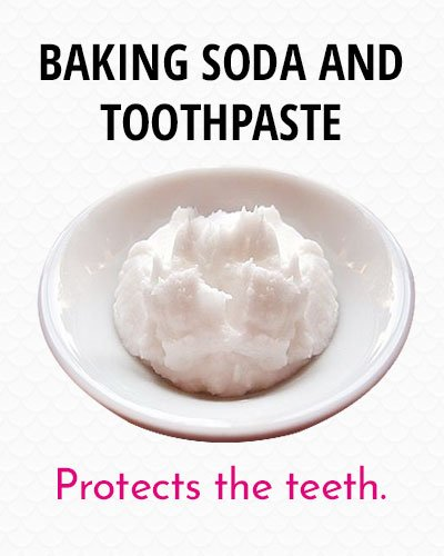 Baking Soda With Toothpaste to Whiten Your Teeth