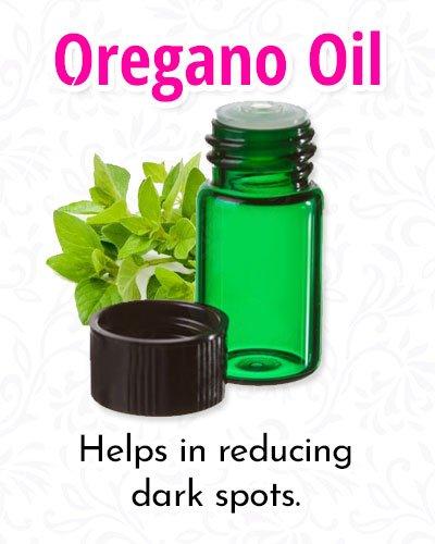 Oregano Facial Oils Mask Recipe